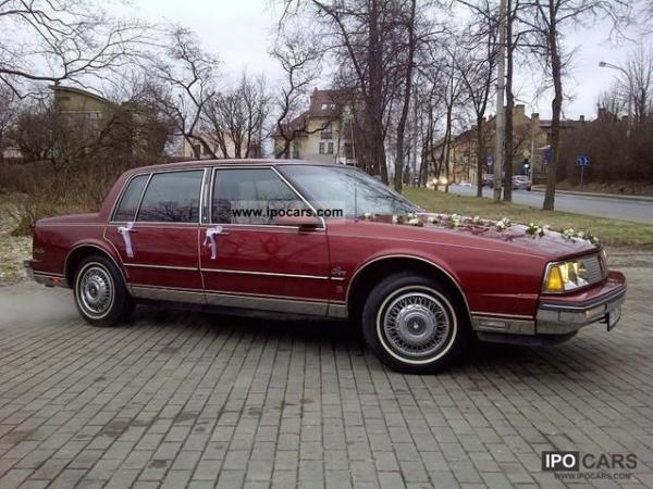 1986 Oldsmobile Ninety-Eight