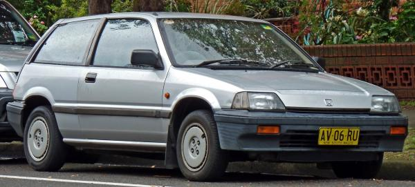 1987 Honda Civic
