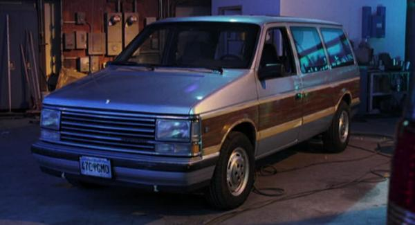 1987 Plymouth Grand Voyager