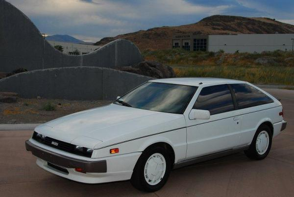 1987 Isuzu Impulse