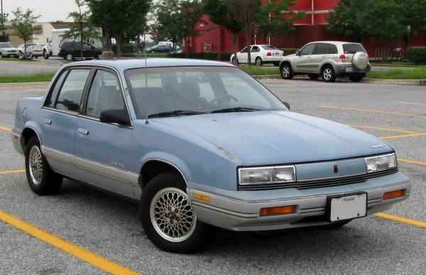 1988 Oldsmobile Cutlass Calais