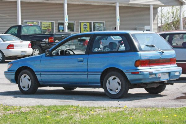 1989 Plymouth Colt