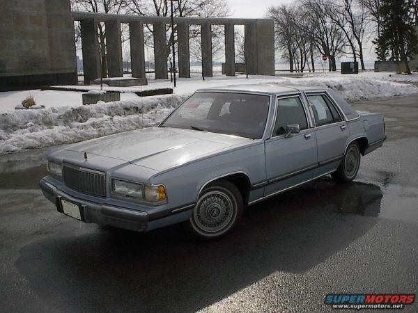 1989 Mercury Grand Marquis