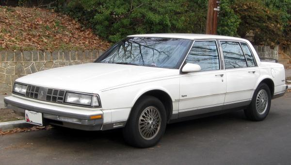 1989 Oldsmobile Ninety-Eight