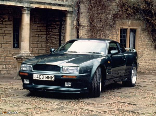 1989 Aston Martin Virage