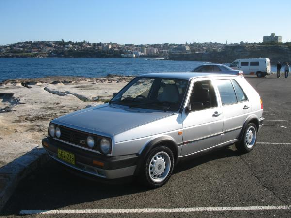 1991 Volkswagen Golf