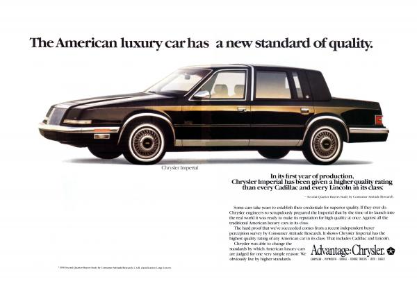 1991 Chrysler Imperial