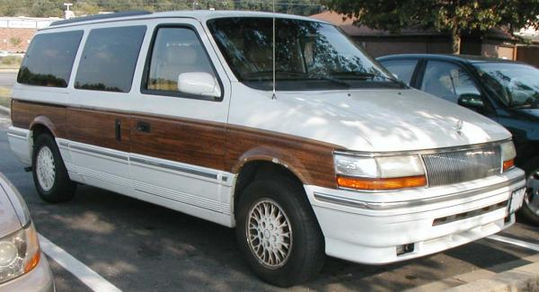 1991 Chrysler Town and Country