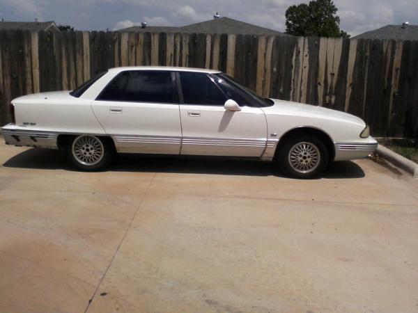 1992 Oldsmobile Ninety-Eight