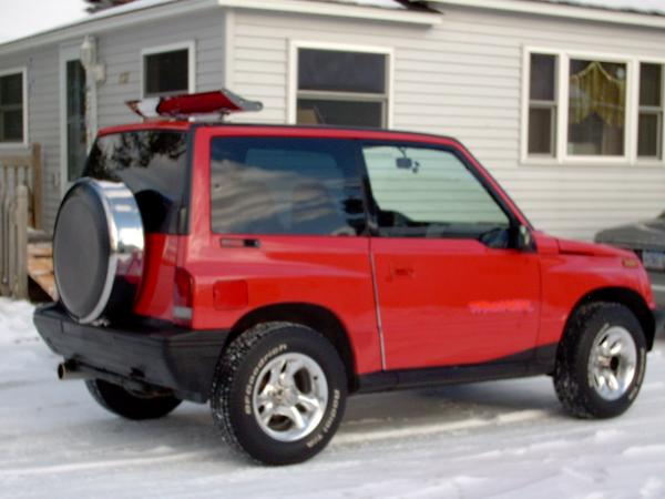 1995 Geo Tracker Information And Photos Momentcar