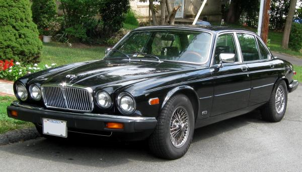 1992 Jaguar XJ-Series