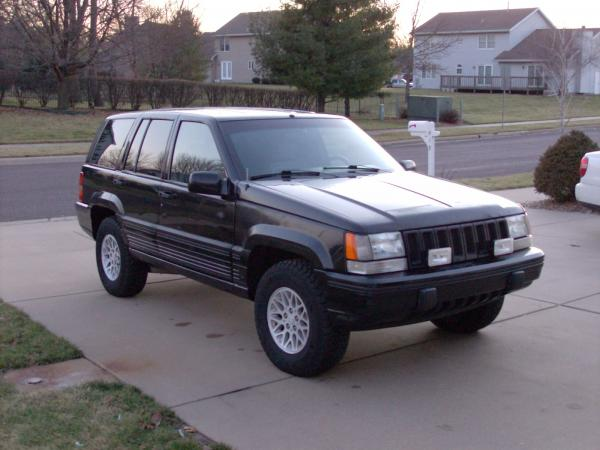 1993 Jeep Grand Cherokee Information And Photos Momentcar