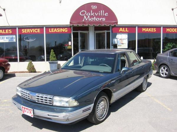 1993 Oldsmobile Ninety-Eight
