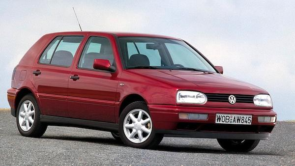 1995 Volkswagen Golf