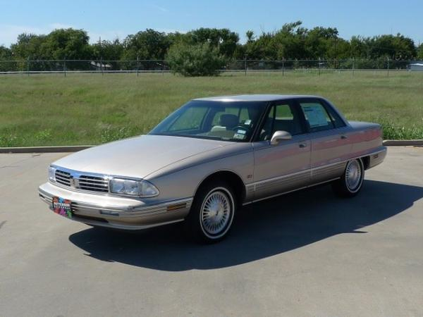 1995 Oldsmobile Ninety-Eight