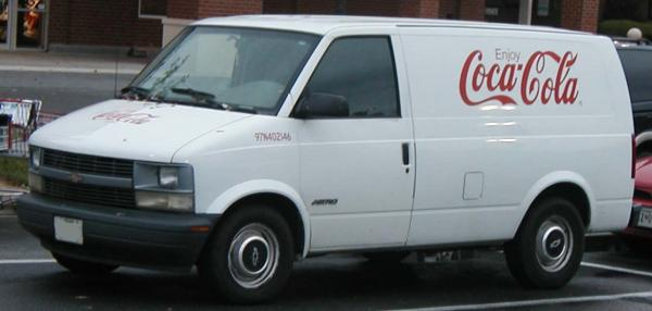 1995 GMC Safari Cargo
