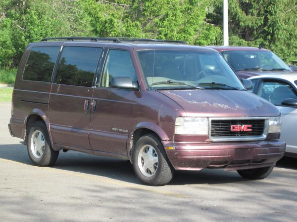 GMC Safari Cargo