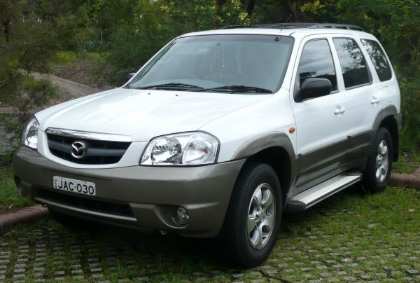 2001 mazda tribute information and photos momentcar. Black Bedroom Furniture Sets. Home Design Ideas