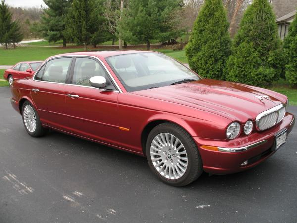 2005 Jaguar XJ-Series