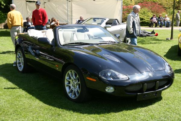 2005 Jaguar XK-Series