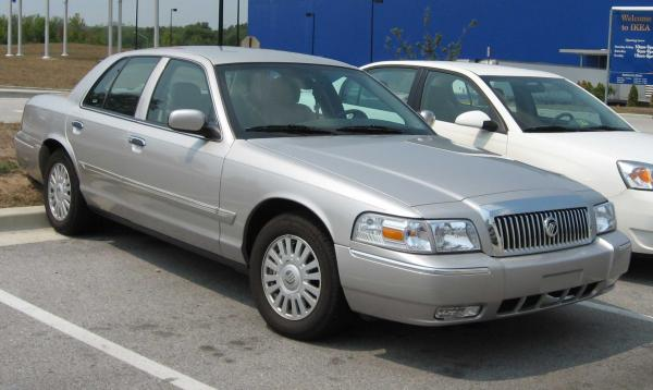2007 Grand Marquis #1