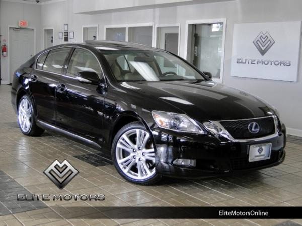 2008 Lexus GS 450h - Information and photos - MOMENTcar
