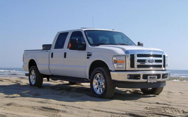 2009 Ford F-350 Super Duty