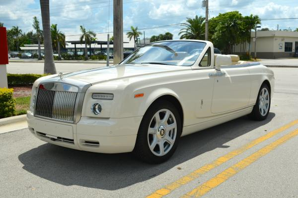 2010 Phantom Drophead Coupe #1