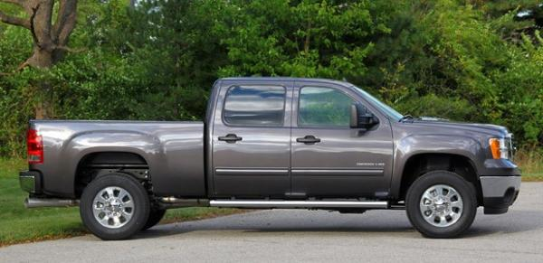2010 GMC Sierra 3500HD