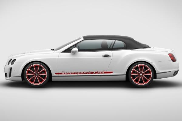 2013 Bentley Supersports Convertible ISR