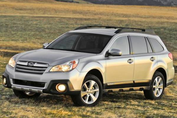 2014 Outback #1