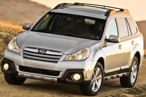 2014 Outback #2