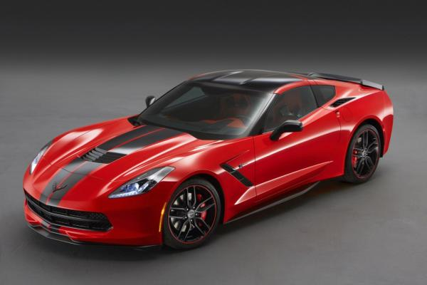 2015 Corvette Stingray #1
