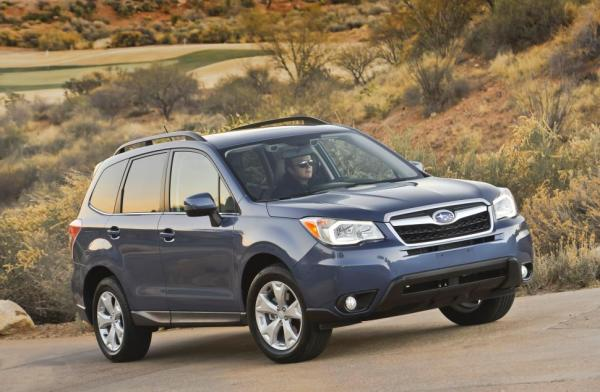 2015 Forester #1