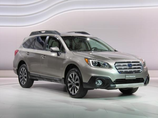 2015 Outback #2