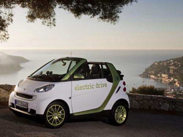 A clever Kid of Smart 2010 Fortwo