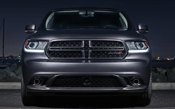 A new Durango design in Dodge 2014
