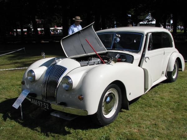 AC Two-Litre 1949 #2