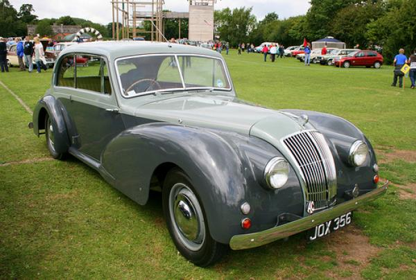AC Two-Litre 1949 #4