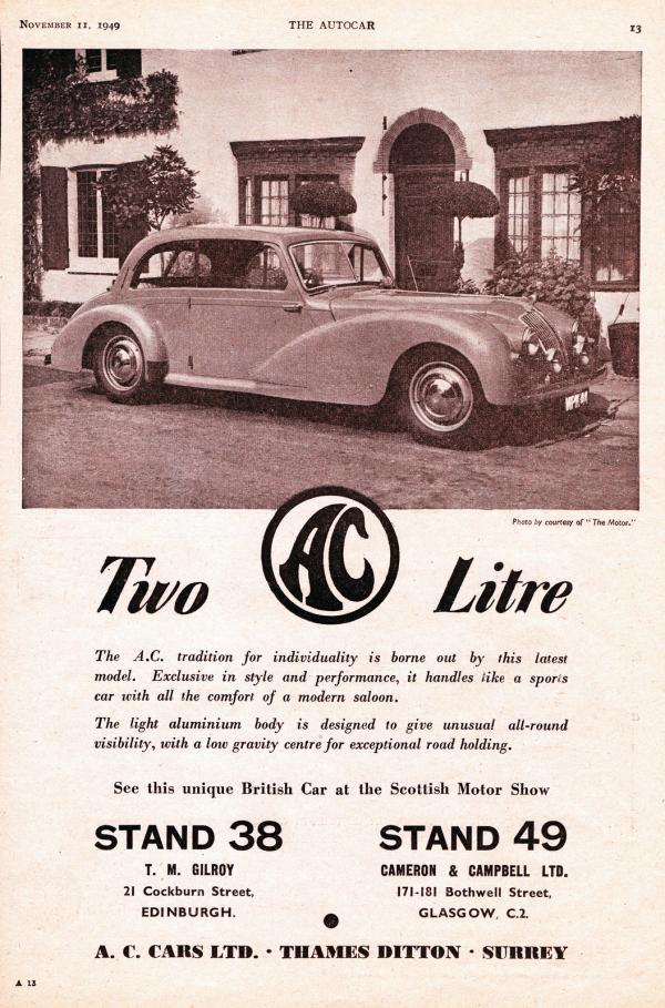 AC Two-Litre #5