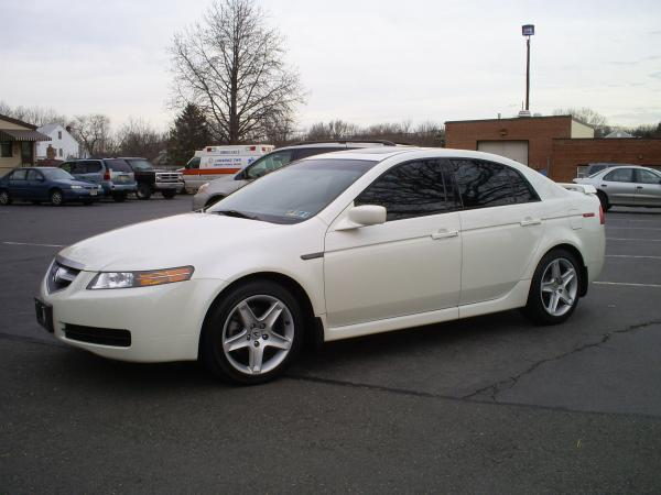 Acura 2005 TL has a lot of surprises for you