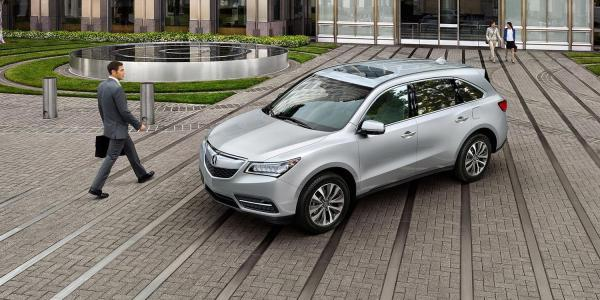 Acura 2015 RDX crossover at Chicago Auto Show 2015