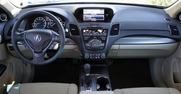 Acura RDX Technology Package #3