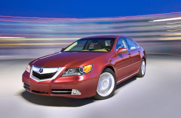 2010 Acura RL Prototype photo - 1