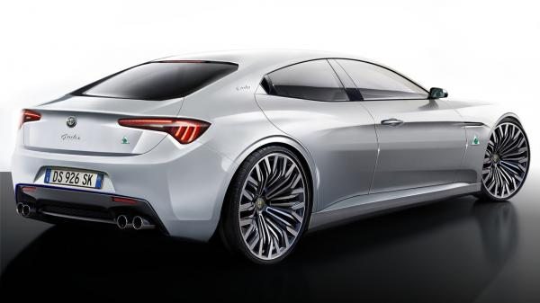 All the world waiting for a new Alfa Romeo 2015 sedan in June!