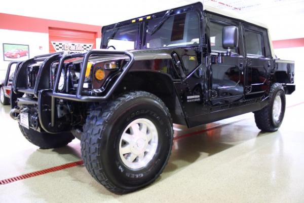 2000 AM General Hummer - Information and photos - MOTcar
