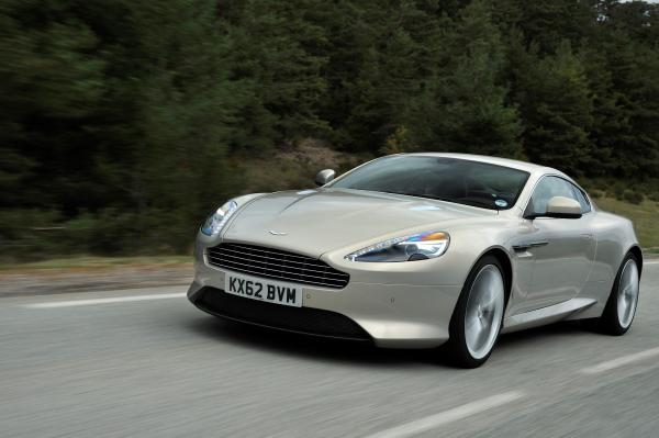 Aston Martin DB9 Base #3