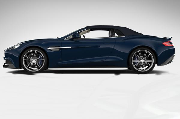 Aston Martin DB9 Volante Sports Edition #2