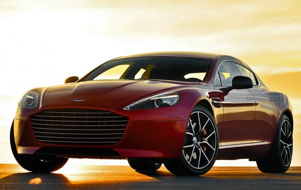 Aston Martin Rapide Luxury #3