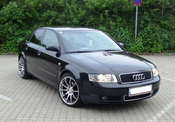 Audi 2001 A4 turbo still impress the minds